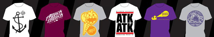 Attack Attack Tees Get Them Here